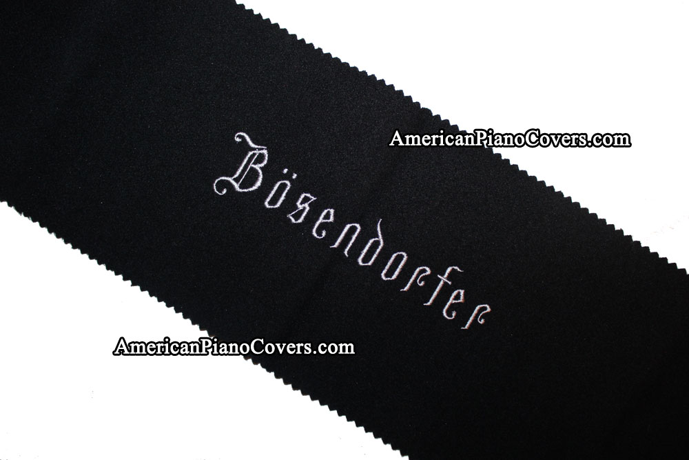 bosendorfer black key cover