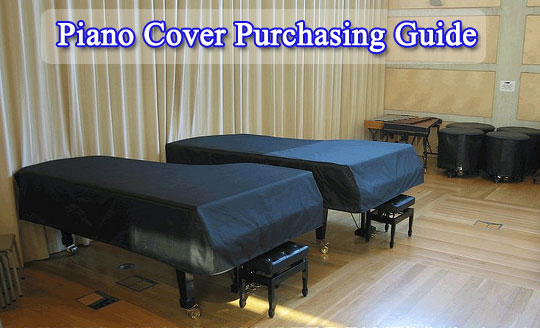 piano cover purchasing guide